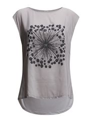 TOP W PLACEMENT PRINT - SkyGrey