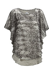 PRINTED BLOUSE - D.Rock