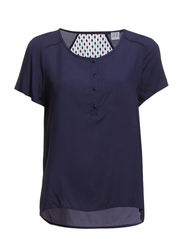 TOP WITH LACE DETAIL - BlueDawn