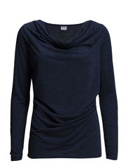 COWL NECK T-SHIRT - Estate