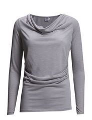 COWL NECK T-SHIRT - M. Zink