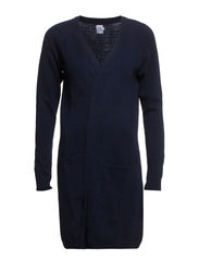 LONG CARDIGAN - DeepBlue