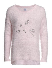 CAT SWEATER - C. Rose