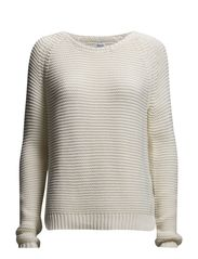 STRUCTURE SWEATER - Ice