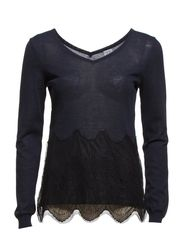 LACE SWEATER - BlueDawn