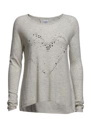 HEART SWEATER - M. Zink
