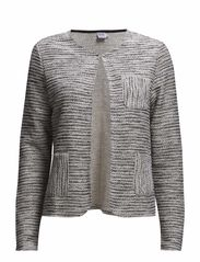 CLASSIC CARDIGAN JACKET - Ice