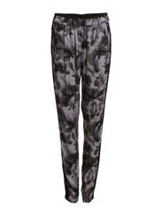 PANTS WITH ALL OVER PRINT - M.Charc