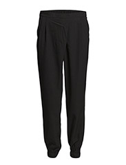 EVENING PANTS - Black
