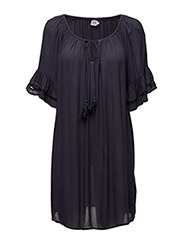 TUNIC W. DRAW STRINGS - GRAPHIT