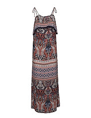 PAISLEY MAXI DRESS - SH.ROSE