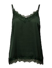 SINGLET TOP W. LACE - MOUNTAINV
