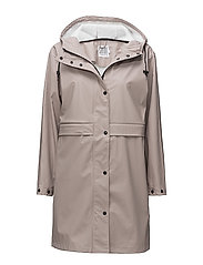 FUNCTIONAL COAT - FAWN