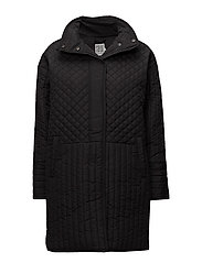 Saint Tropez - Long Quilted Jacket