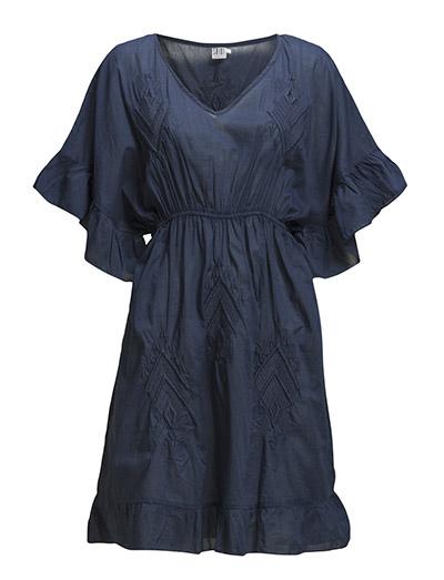 Saint Tropez EMBROIDERED DRESS