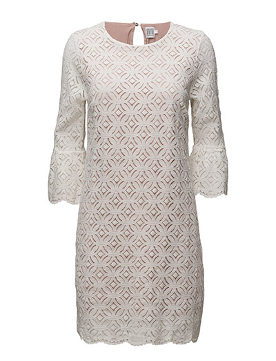 Lace Dress W. Bell Sleeves