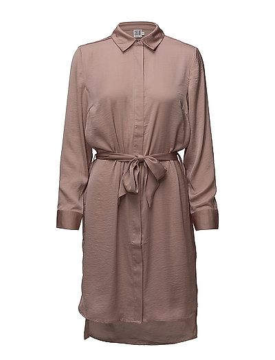 Shirt Dress (Fawn) (£44.96) - Saint Tropez | Boozt.com