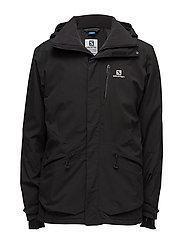 QST SNOW JKT M - BLACK