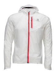 FAST WING HOODIE M - WHITE