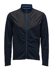 PULSE MID REFLECTIVE JKT M - DRESS BLUE/BLACK