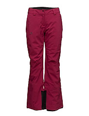 ICEMANIA PANT W - BEET RED