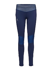 ELEVATE WARM TIGHT W - MEDIEVAL BLUE/NIGHT SKY/ALLOY