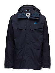 QST SNOW 2L JKT M - NIGHT SKY