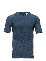 ALLROAD SEAMLESS SS TEE M - REFLECTING POND