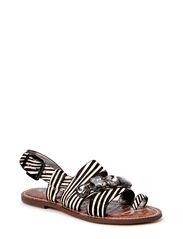 Dailey - Black/ivory Baby zebra Brahm