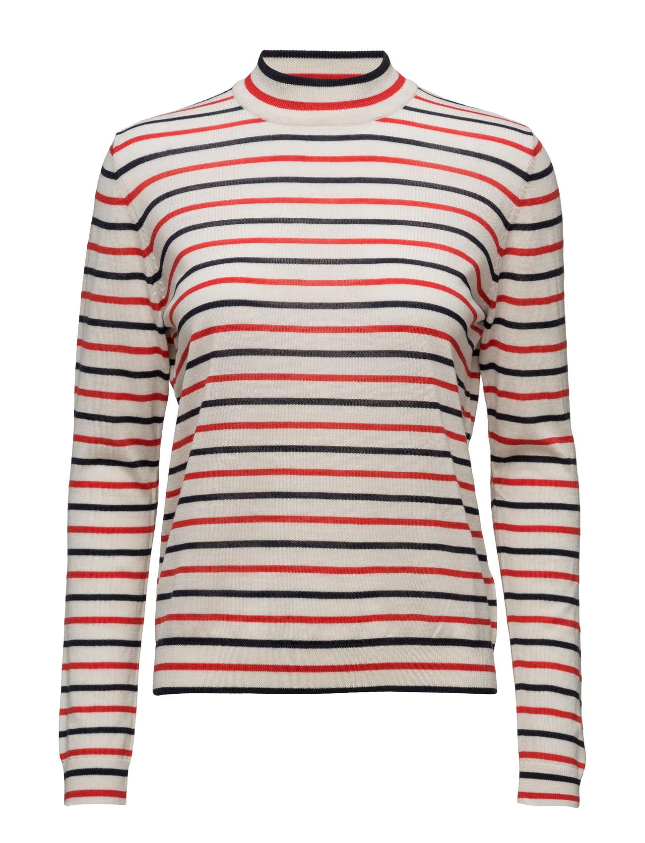 Samsøe & Samsøe Sanella t-neck stripe 3111