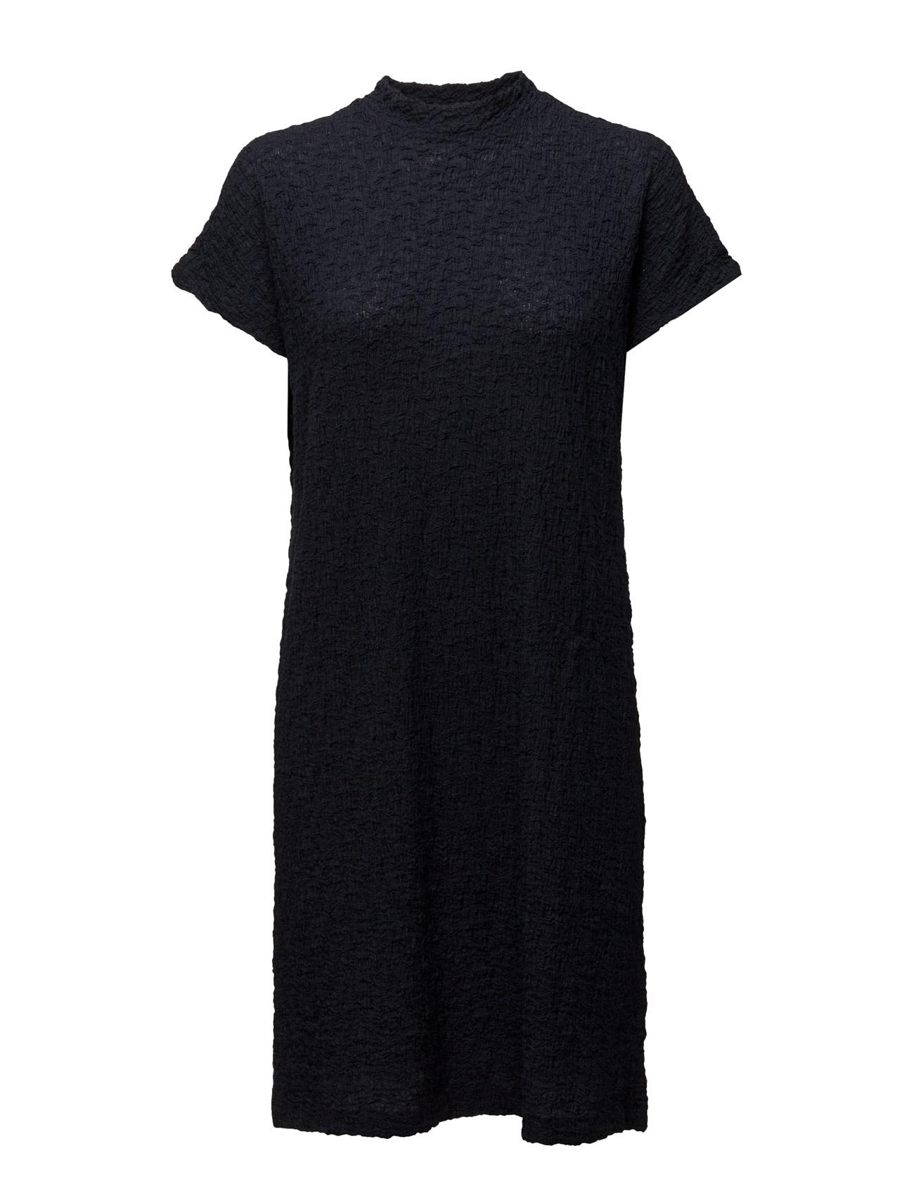 Doun Dress 7425 Samsøe & Samsøe Striktøj til Kvinder i Mørk Sapphire