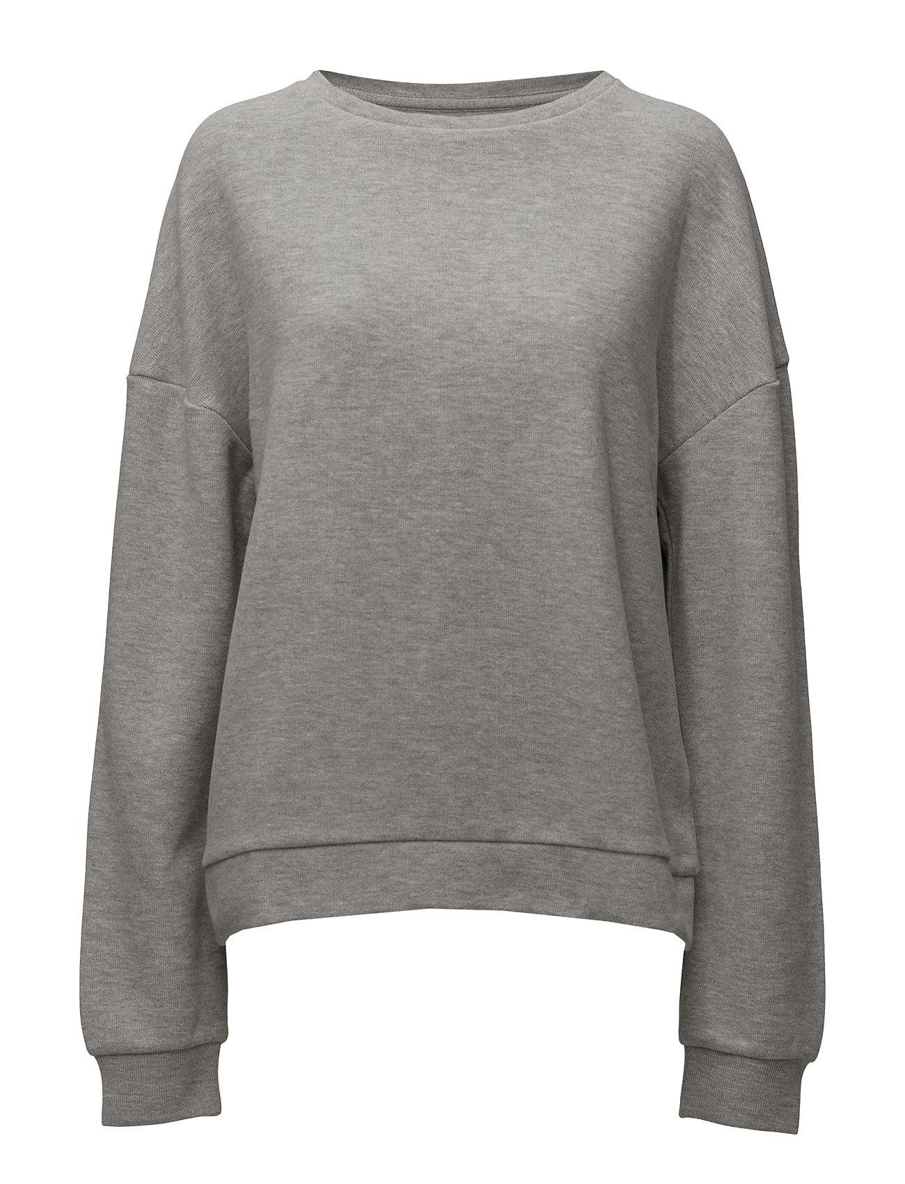 d64cf16cd9c5 Shop Robin O-N 3164 Samsøe   Samsøe i Grey Mel. til Damer i en online  fashion store