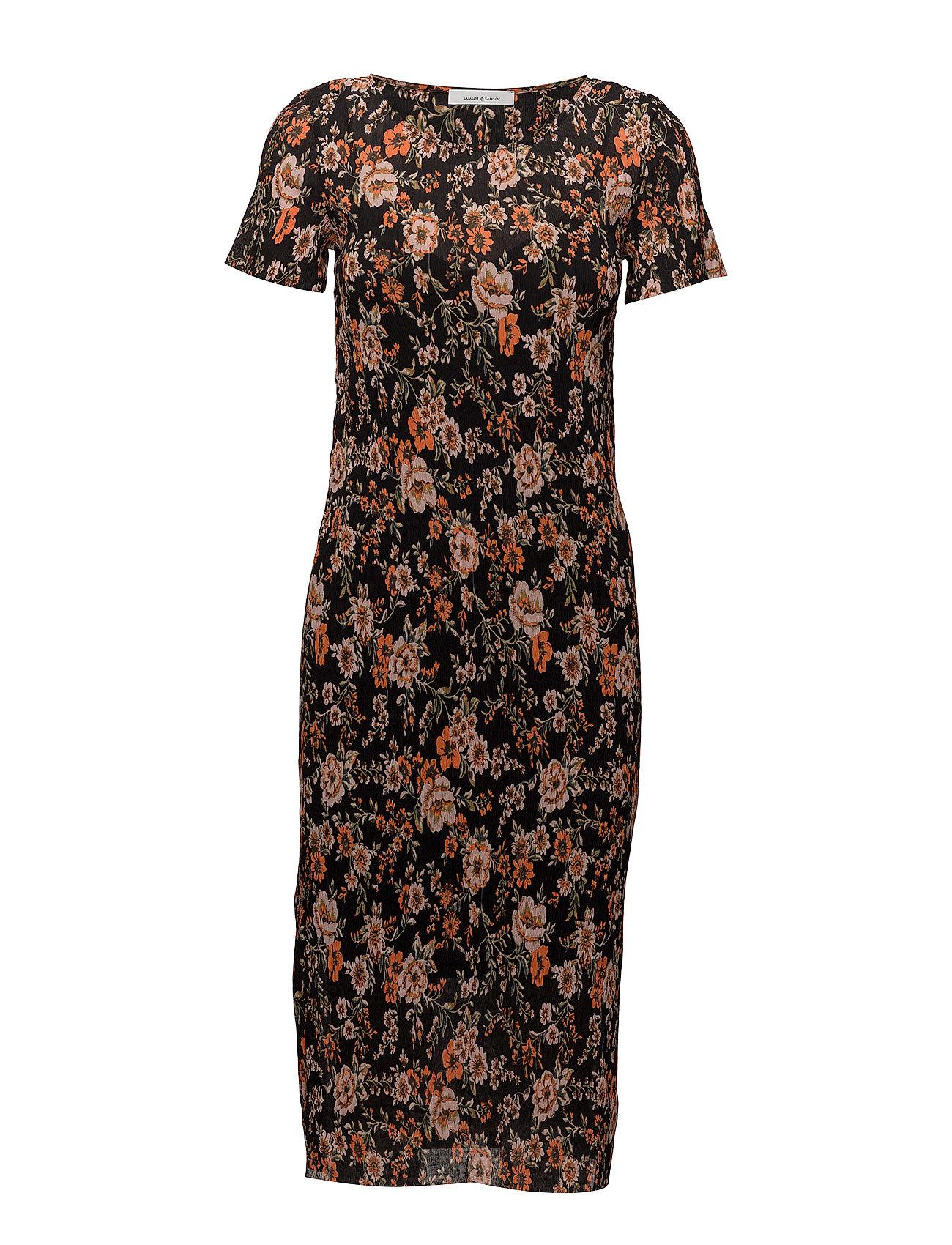 Burmis Ss Dress Aop 9699
