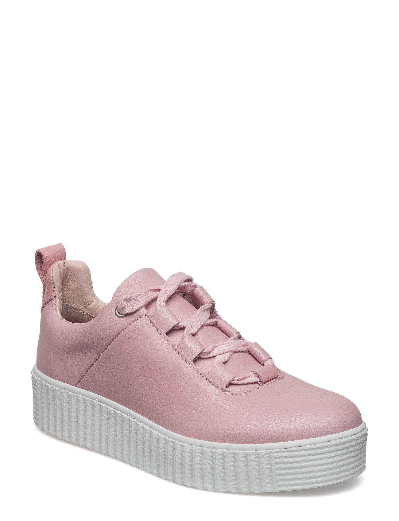 d9b04cfb7014 Val 7556 Samsøe   Samsøe Sneakers til Damer i Silver Pink ...