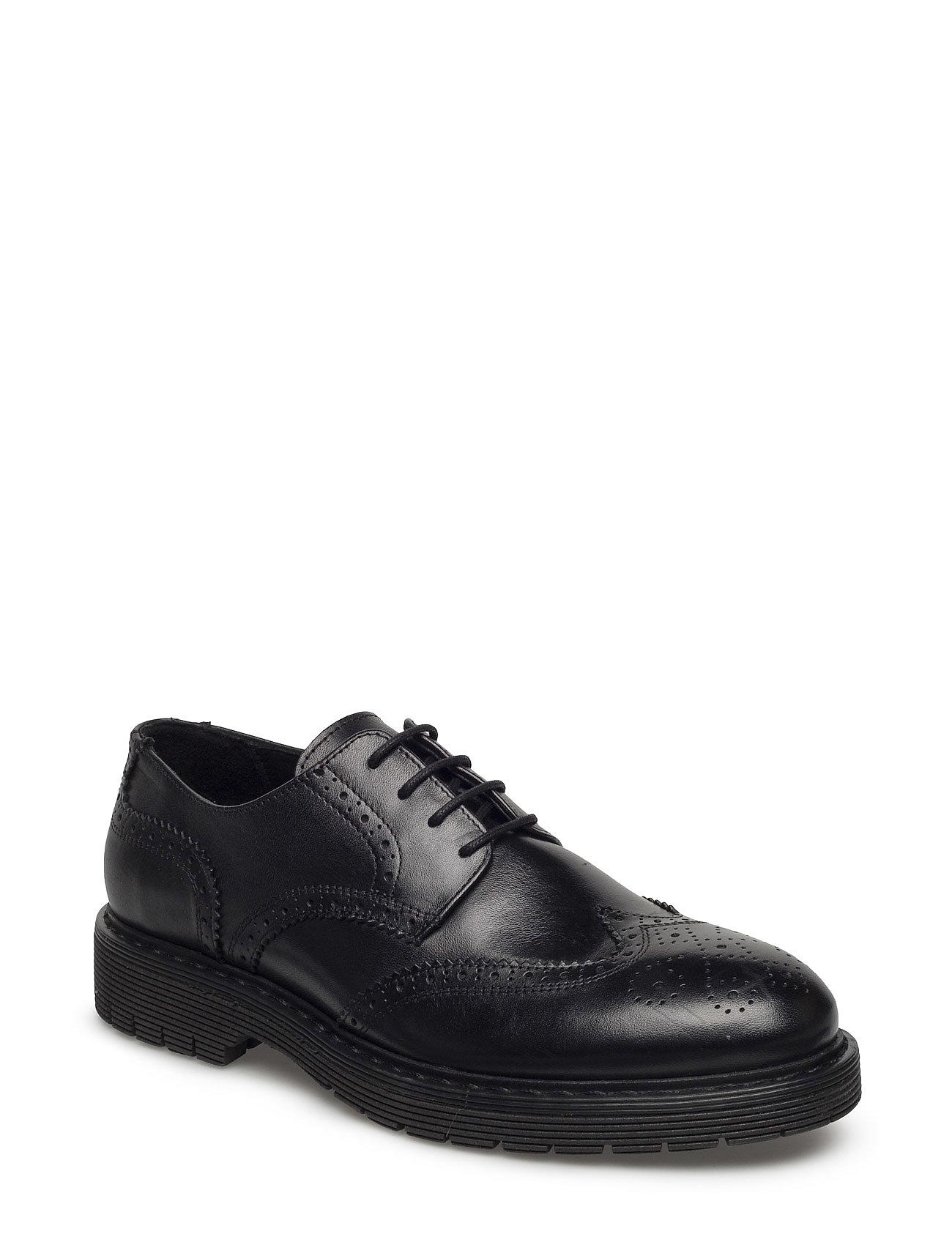 Emmerson Brouge 3302 Samsøe & Samsøe Casual sko til Herrer i Sort