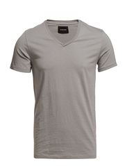 MARIAN MALE V-NECK BASIC 273 - MONUMENT