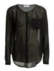 Josia blouse 1602 - BLACK