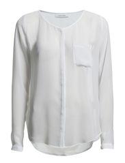 Josia blouse 1602 - WHITE