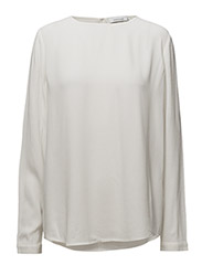 Theta blouse 5687 - CLEAR CREAM