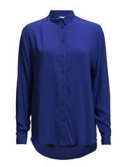 Moffa shirt ls 3856 - ELECTRIC BLUE