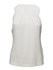 Willow top 5687 - CLEAR CREAM