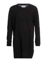 Sanella dress 3111 - BLACK