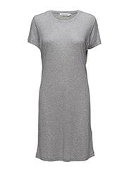Siff dress 6136 - GREY MEL.