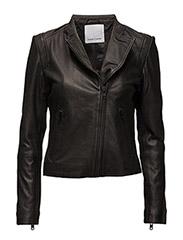 Castor jacket 2746 - BLACK