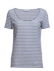 Nobel tee 3173 - 3173 BLUE STRIPE