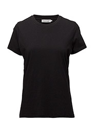 Solly tee solid 205 - BLACK