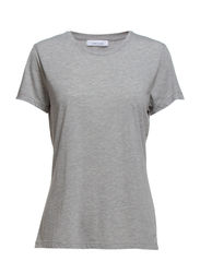 Solly tee solid 205 - GREY MEL.