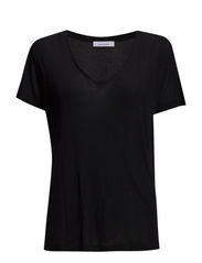 Siff v-neck 6136 - BLACK