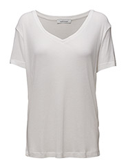 Siff v-neck 6136 - WHITE