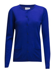 Sanella cardigan 3111 - ELECTRIC BLUE